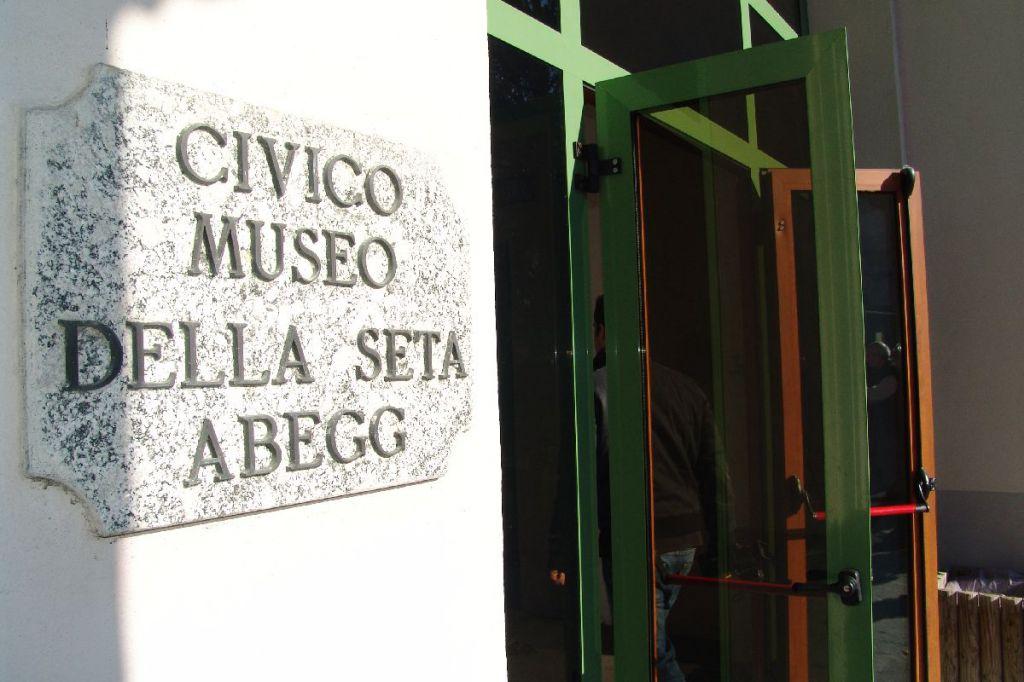 Museo della seta - Garlate
