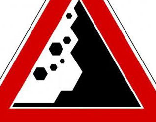 Caduta Massi Riaperta Alle 12 30 La Strada Che Collega Torre De Busi A Caprino Lecco Notizie