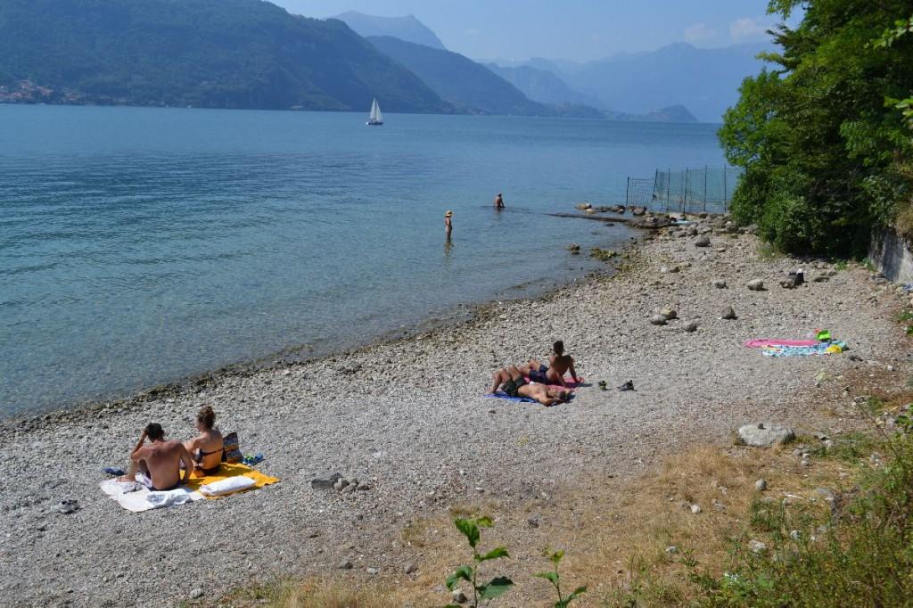 Balneabilità del lago: i risultati delle analisi a lecco e a pusiano