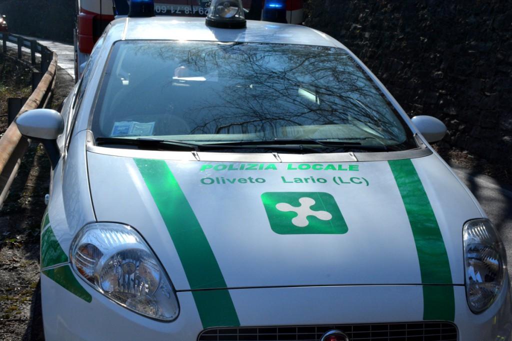 polizia locale oliveto