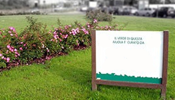 Aiuole e rotonde: ecco gli sponsor del verde pubblico - Lecco Notizie