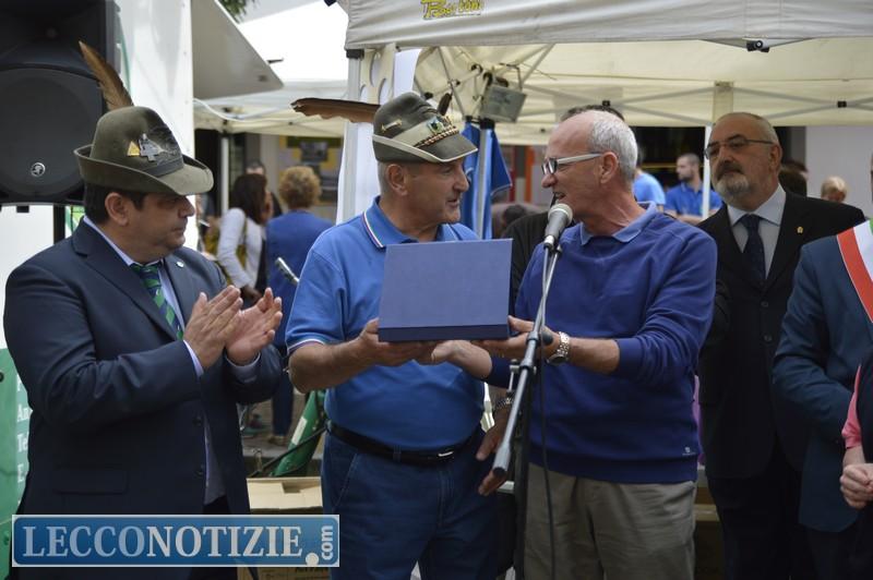 Da sinistra: Marco Magni, Fortunato Bana e Giuseppe Preda