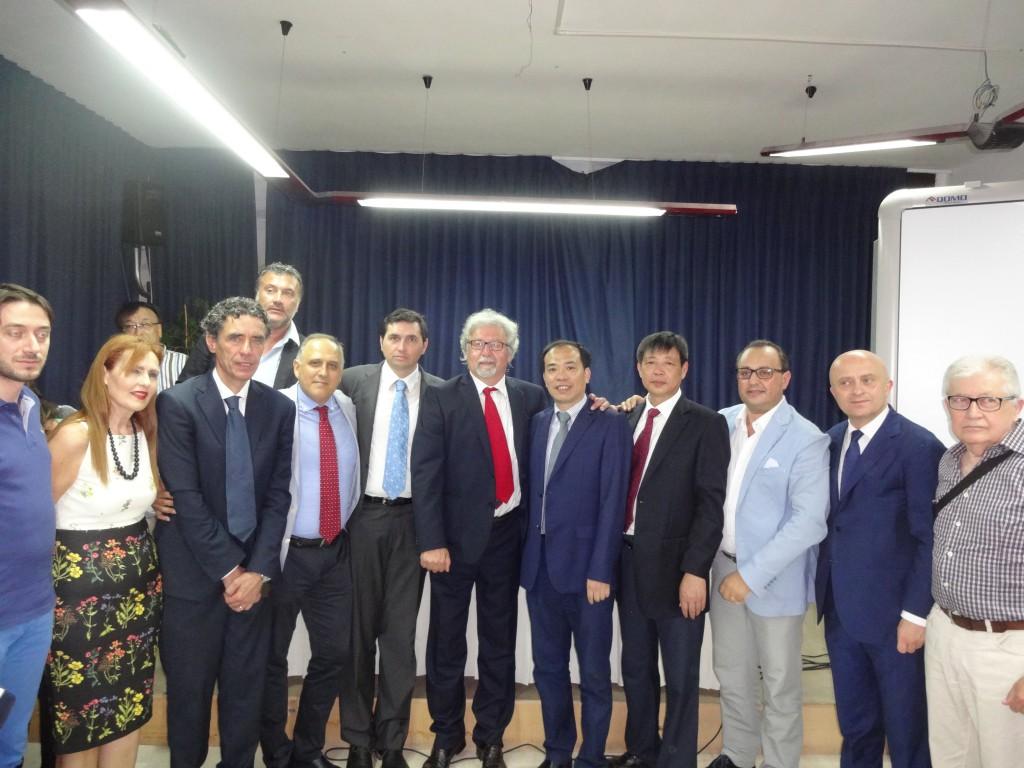 incontri in Cina