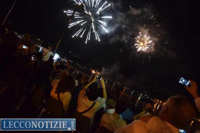 Fuochi d'artificio lecco