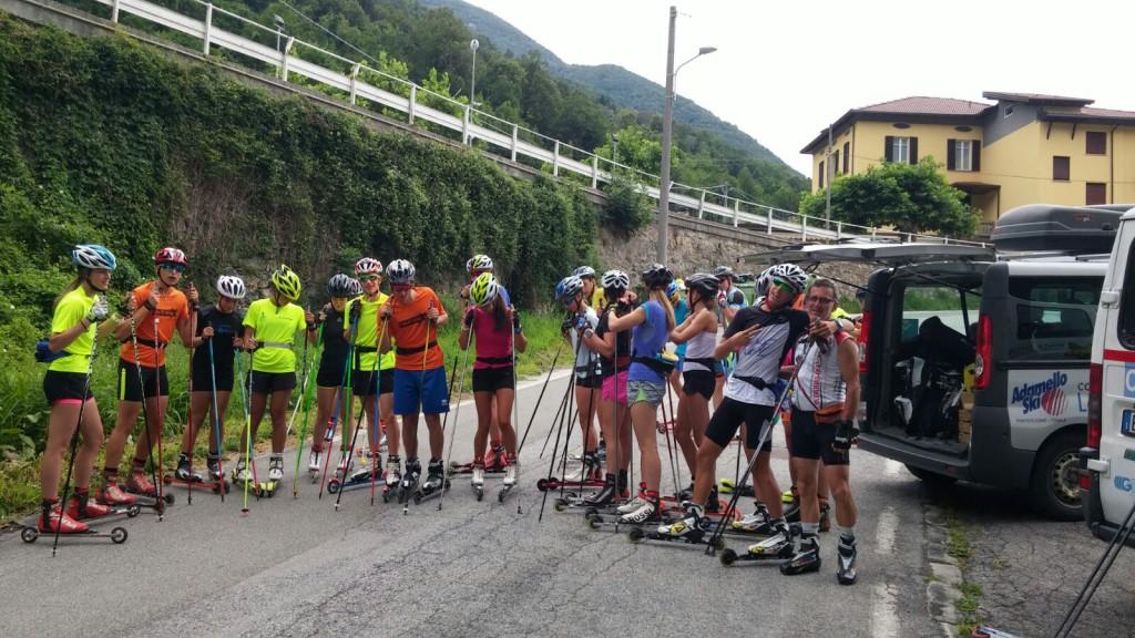 Fisi Alpi Centrali Calendario.Cfpa Casargo Si Conclude Oggi Il Raduno Dei Fondisti Fisi