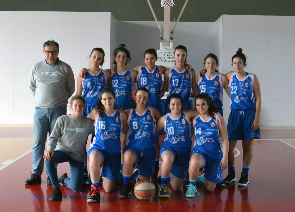 Basket sconfitta in casa contro il lissone per le u16 for Casa della cameretta lissone