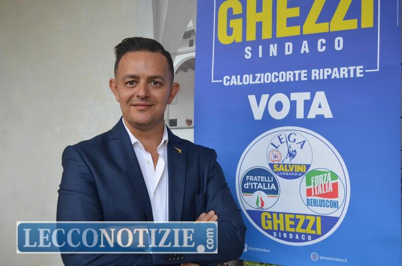 Il consigliere di maggioranza Marco Bonaiti