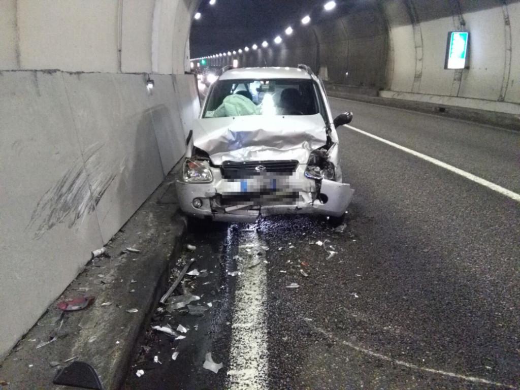 Incidente sulla SS36 per la nuova Lecco-Ballabio, due feriti - Lecco Notizie