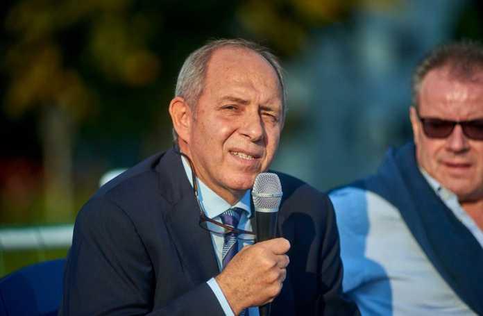 il Presidente Antonio Tallarita (Gimar Lecco)