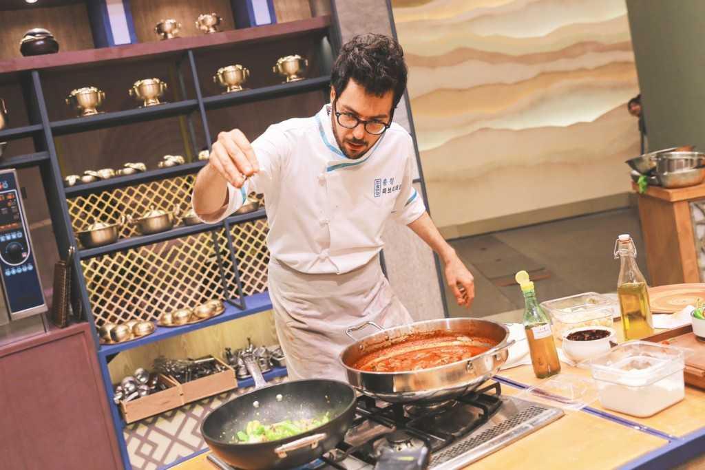 Ferrari Chef
