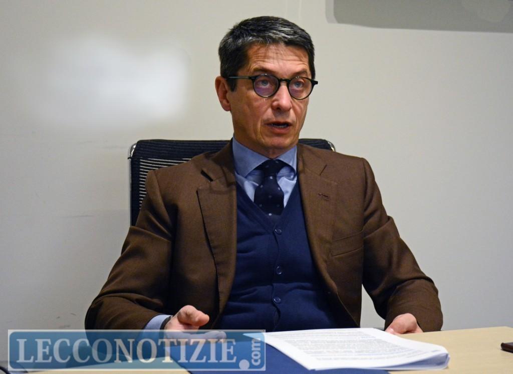Il direttore Giulio Sirtori
