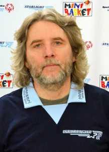 Coach Colombo Alberto starlight basket valmadrera