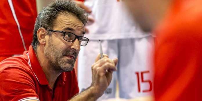 Coach Angelo Mazzoleni (Enginux Calolziocorte)
