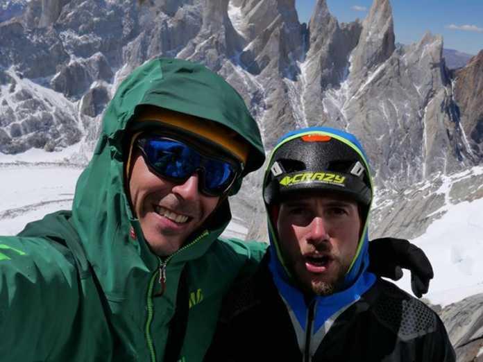 Matteo Della Bordella Matteo Pasquetto Est Cerro Torre