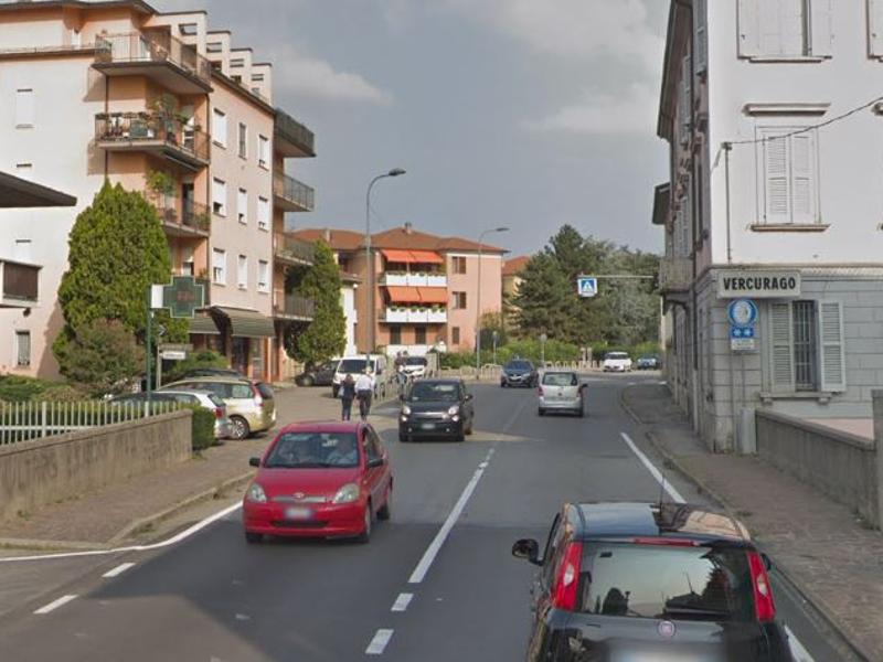 Ponte torrente Gallavesa Calolzio Vercurago