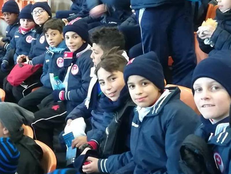 scuola calcio polisportiva foppenico calolziocorte san siro
