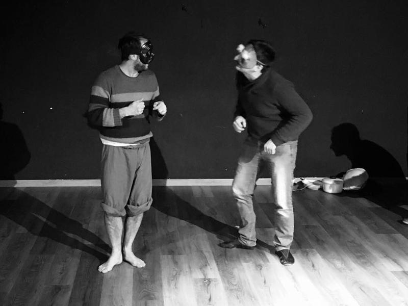 Ronzinante in scena diciotto anni dopo il debutto con Arlecchino