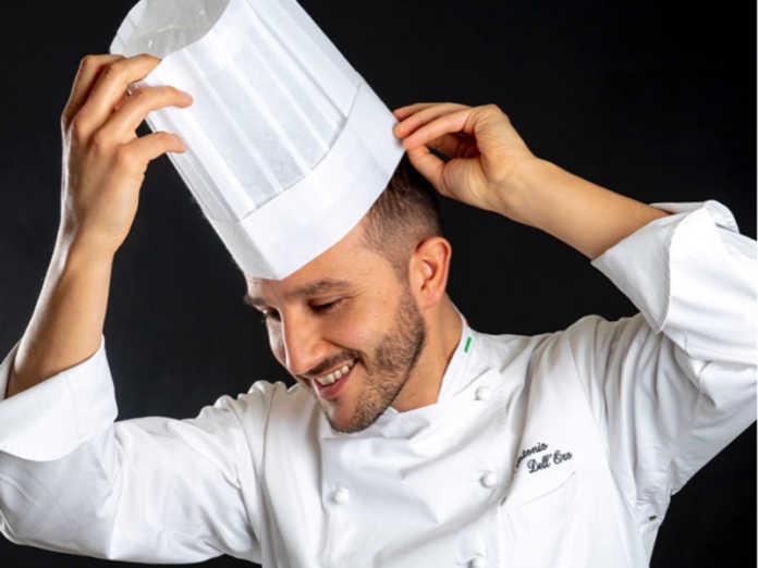 antonio dell'oro chef