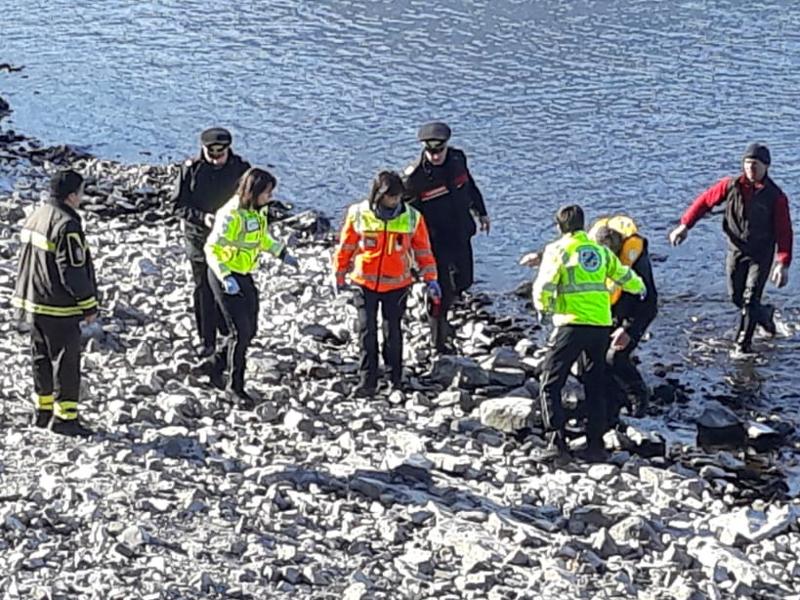 incidente aereo lago Mandello