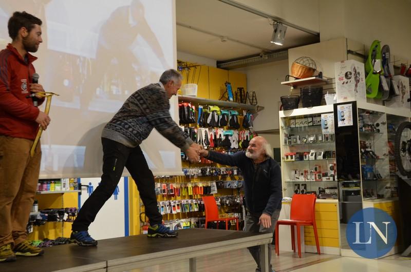 David Bacci e Luca Moroni
