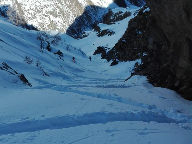 traversata scialpinismo scuola cai lecco