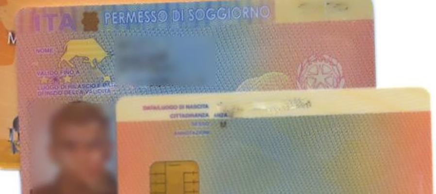 Bergamo. Falsi permessi di soggiorno a pagamento. Dieci ...