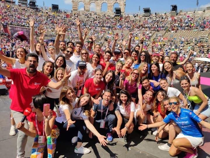 La giornata conclusiva all'Arena di Verona