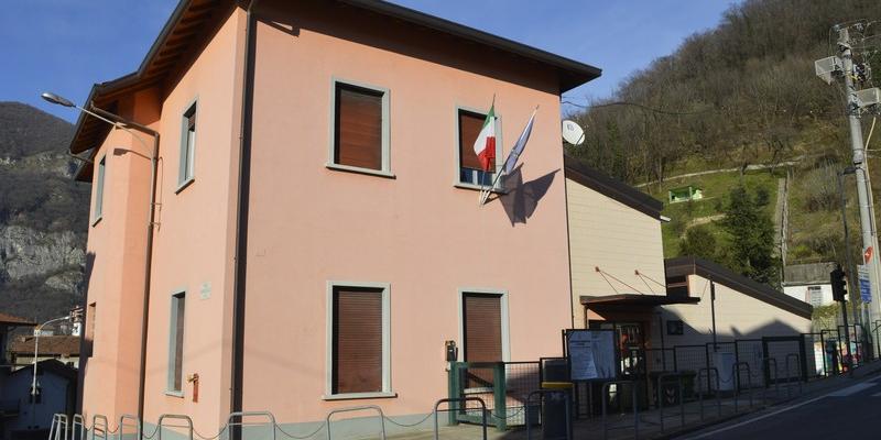 L'ex scuola primaria di Rossino