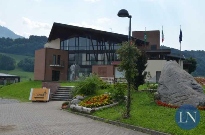 La sede della Comunità Montana Valsassina