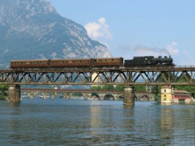 Calendario Treni Storici 2020.Treni Storici Domenica Appuntamento Con Il Lario Express