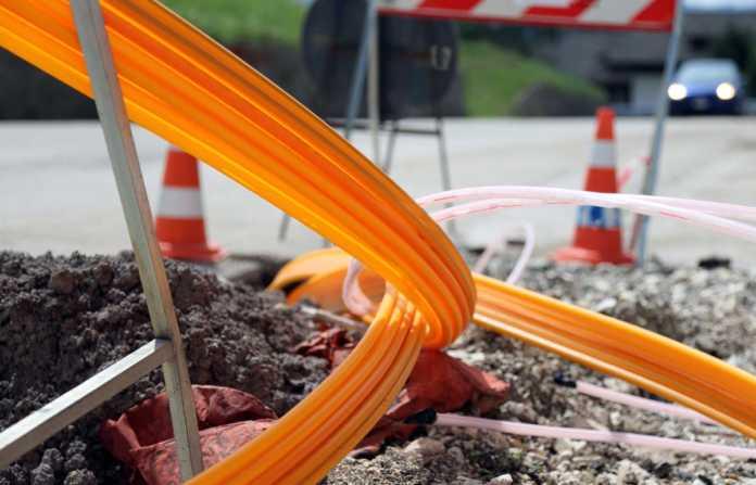 fibra ottica lavori