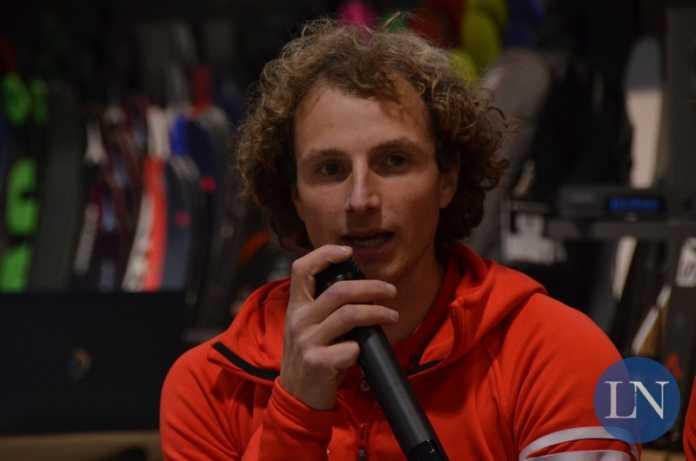 L'alpinista Luca Schiera, nuovo presidente dei Ragni di Lecco