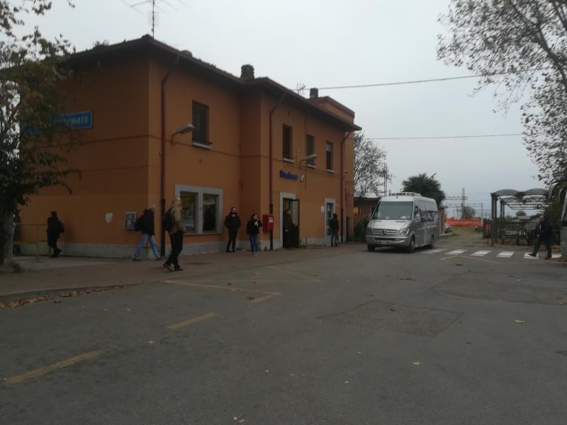 Stazione di Paderno - Robbiate