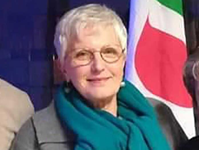 Marinella Maldini, segretaria provinciale del Pd