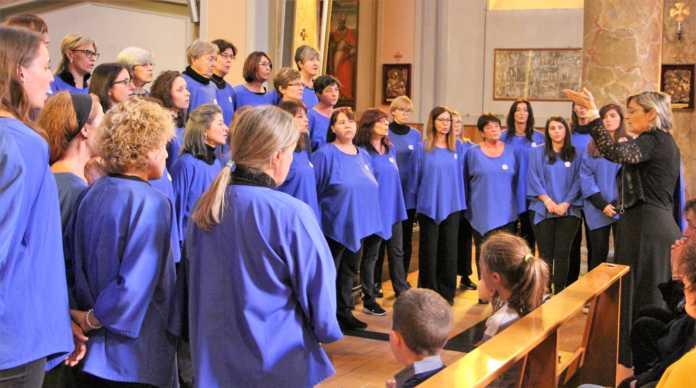 Coro Vandelia (foto d'archivio)