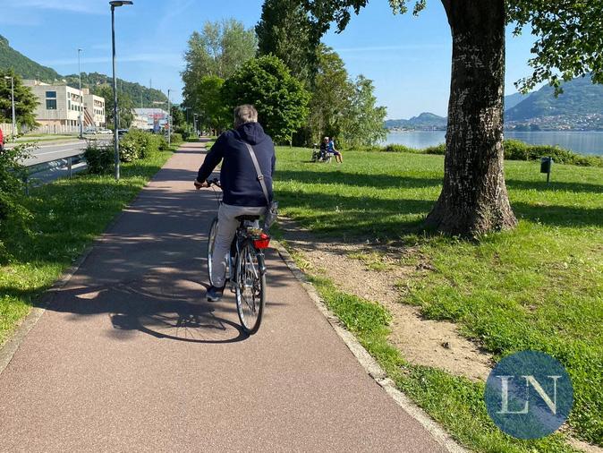 Lecco. 200mila euro per collegare la ciclopedonale con la stazione di Maggianico e piazza Nazioni