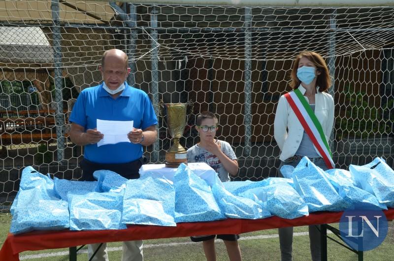Ferragosto in mascherina, nuova iniziativa della Polisportiva Monte Marenzo