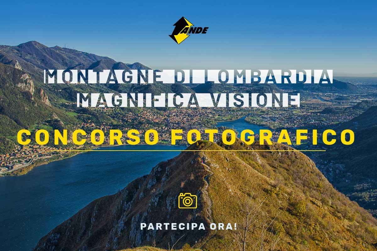 Calendario Ande 2021. Inizia il concorso fotografico: invia i tuoi
