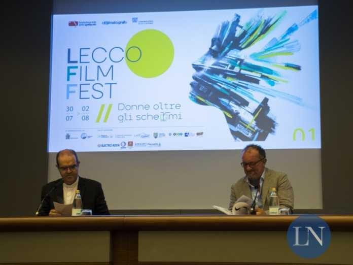 Nasce il Lecco Film Fest. Maria Grazia Cucinotta madrina della prima edizione
