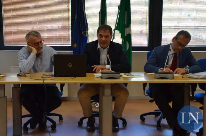 Antonello Formenti, Antonio Rossi, Mauro Piazza
