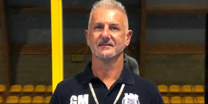 Basket Coach Gianluca Motta
