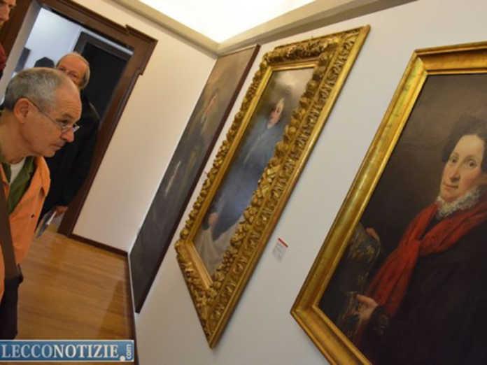 Villa Manzoni Galleria d'Arte Moderna Lecco