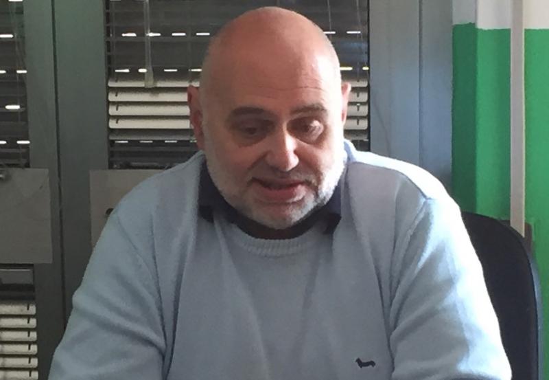 Il sindaco Dante De Capitani