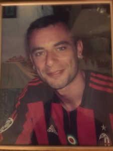 Marzio Bertoldini scomparso nel 2017