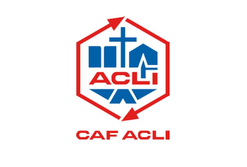 Caf Acli Logo