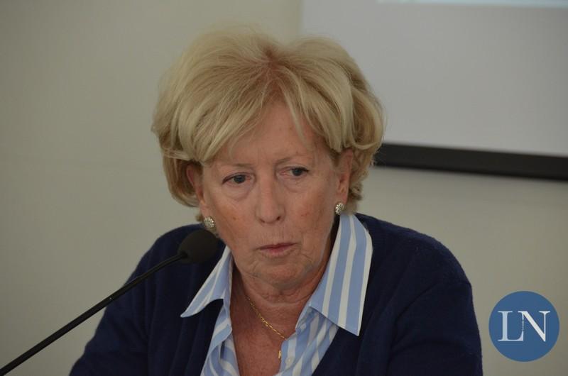 Maria Grazia Nasazzi, presidente della Fondazione Comunitaria del Lecchese