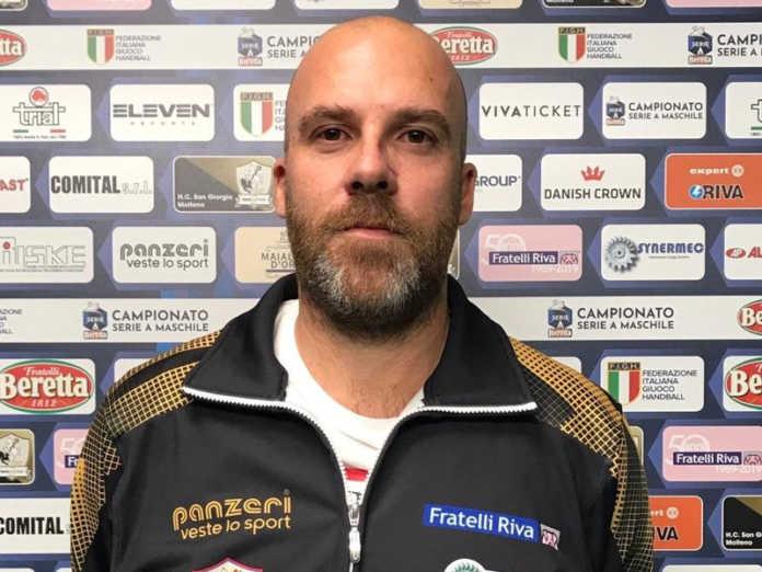 Pallamano Coach Salvatore Onelli