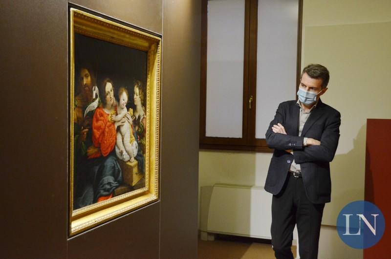 Lorenzo Lotto mostra Lecco