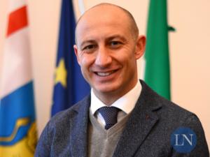 Il sindaco di Lecco Mauro Gattinoni