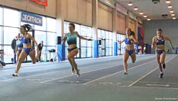 atletica indoor